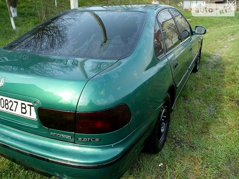 Honda Accord 1995 року в Івано-Франківську