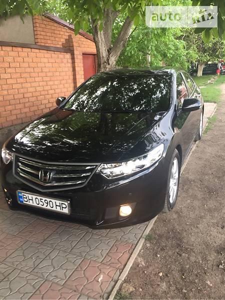 Honda Accord 2009 года