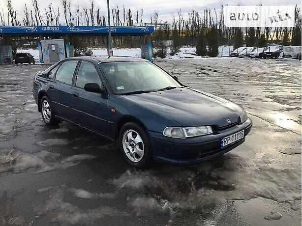 Honda Accord 1993 в Львове