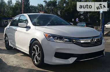 Honda Accord 2016 в Днепре