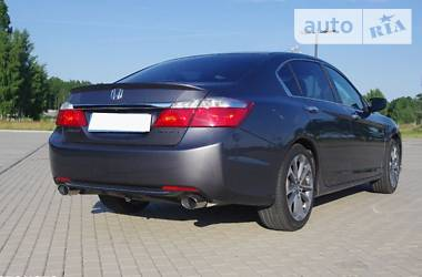 Honda Accord 2014 в Львове