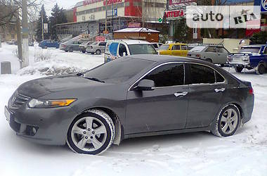 Honda Accord 2008 в Донецке
