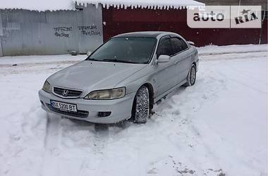 Honda Accord 2001 в Хмельницком