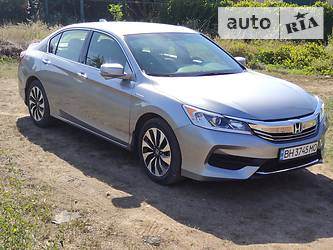 Honda Accord 2016 в Одессе