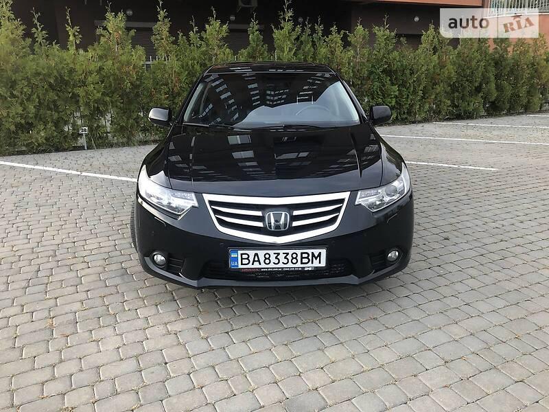 Honda Accord 2012 в Луцке