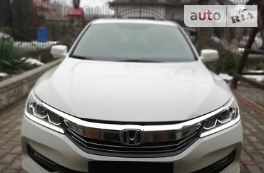 Honda Accord 2016 в Ровно