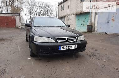 Honda Accord 2001 в Ровно