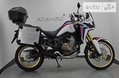 Мотоцикл Многоцелевой (All-round) Honda Africa Twin 2017 в Гнивани