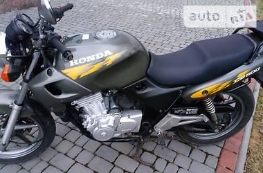 Honda CB 500 1997 в Дрогобыче