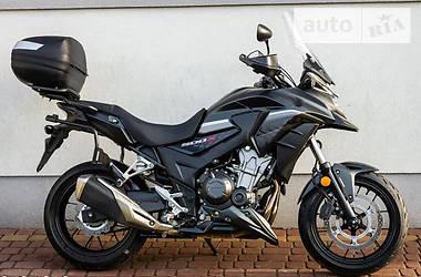 Honda CB 500 2018 в Козельце