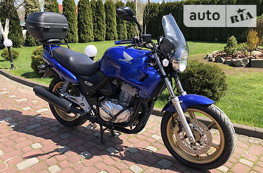 Мотоцикл Без обтекателей (Naked bike) Honda CB 500 2000 в Львове