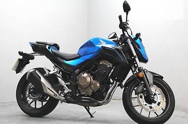 Honda CB 500F 2018 в Киеве