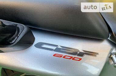 Honda CBF 600 2008 в Львові