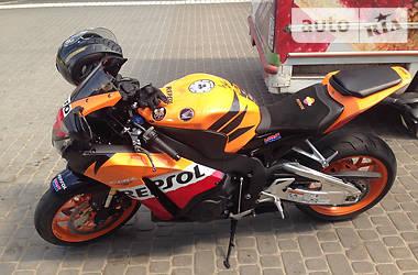 Спортбайк Honda CBR 1000 2013 в Львове