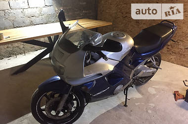 Мотоцикл Супермото (Motard) Honda CBR 600 1993 в Луцке