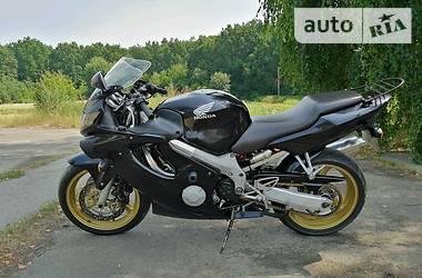 Мотоцикл Спорт-туризм Honda CBR 600 1999 в Киверцах