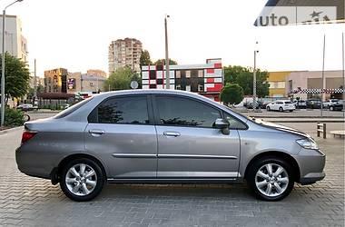 Honda City 2007 в Одессе