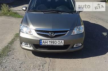 Honda City 2008 в Доброполье