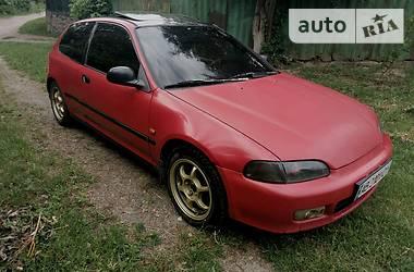 Honda Civic 1995 в Виннице