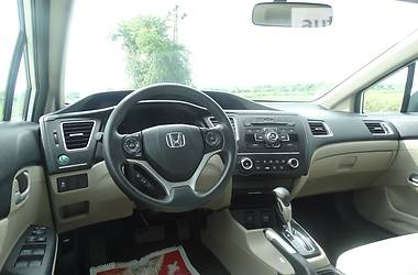 Honda Civic 2014 в Ивано-Франковске