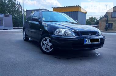 Honda Civic 1996 в Черновцах