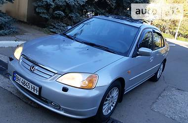 Honda Civic 2002 в Черноморске