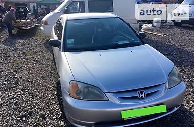 Honda Civic 2001 в Трускавце