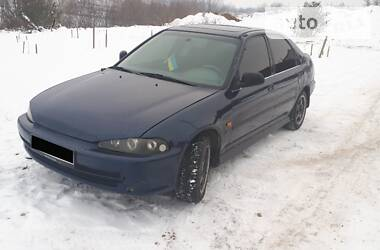 Honda Civic 1993 в Черновцах