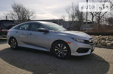 Honda Civic 2017 в Ивано-Франковске