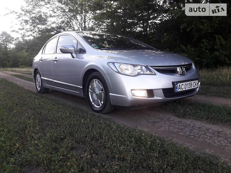 Honda Civic 2008 року в Миколаїві