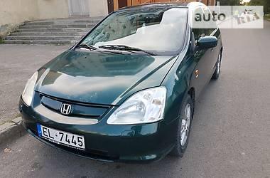 Honda Civic 2002 в Луцке