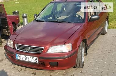 Honda Civic 2001 в Ивано-Франковске
