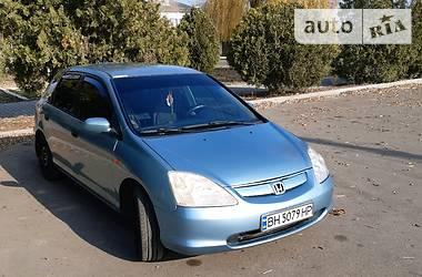 Honda Civic 2001 в Беляевке