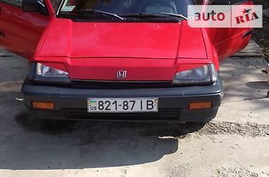 Honda Civic 1987 в Черновцах