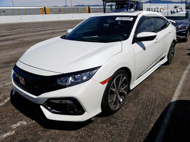 Honda Civic 2017 в Днепре