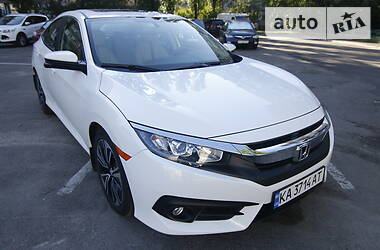 Honda Civic 2018 в Киеве