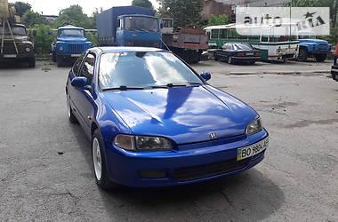 Honda Civic 1993 в Тернополе