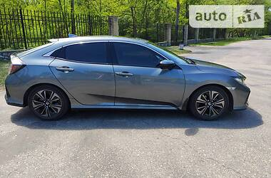 Honda Civic 2017 в Акимовке