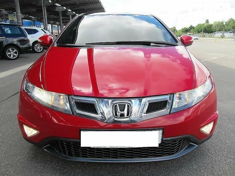Honda Civic 2008 в Николаеве