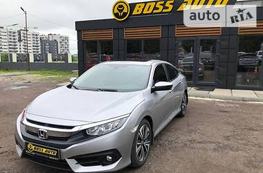 Honda Civic 2018 в Львове