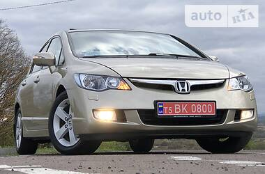 Honda Civic 2008 в Дрогобыче