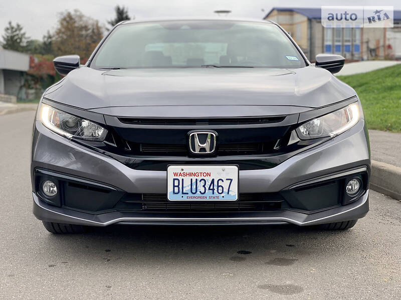 Honda Civic 2019 в Виннице