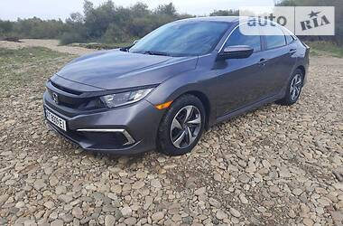 Honda Civic 2019 в Ивано-Франковске