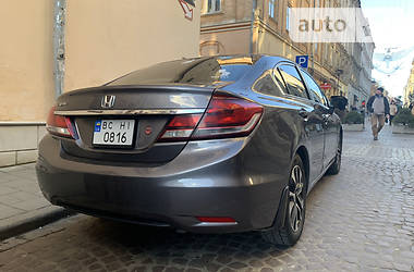 Honda Civic 2014 в Львове