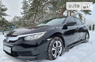 Honda Civic 2017 в Дніпрі