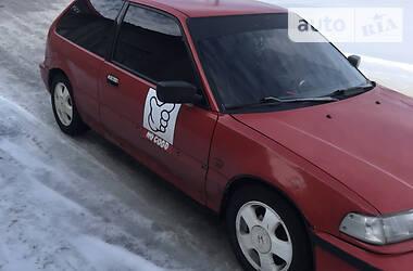 Honda Civic 1989 в Шполе