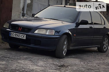 Хетчбек Honda Civic 1997 в Тернополі