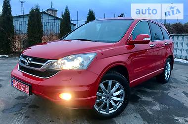 Honda CR-V 2.4i EXECUTIVE 2011