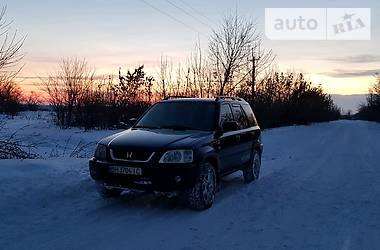 Honda CR-V 2001 в Подольске