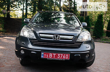Honda CR-V 2009 в Дрогобыче